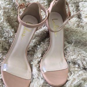 Lulu's High Heels Brand New
